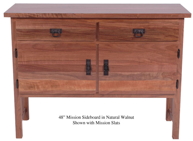 Amish Furniture Harmony Mn Our sideboards are designed to also keep additional table leaves. They ...