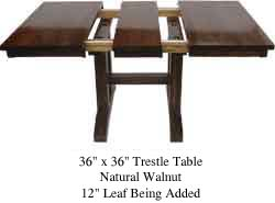 table square leaf