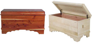 Classic Chest by Harmony Cedar