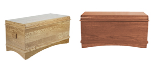 Memory Chest by Harmony Cedar