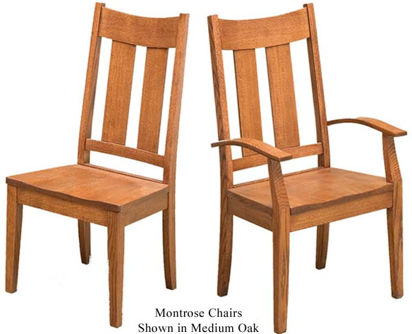 montrose dining room chairs