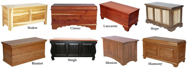All our furniture is made in the USA from 100% genuine Midwestern ...